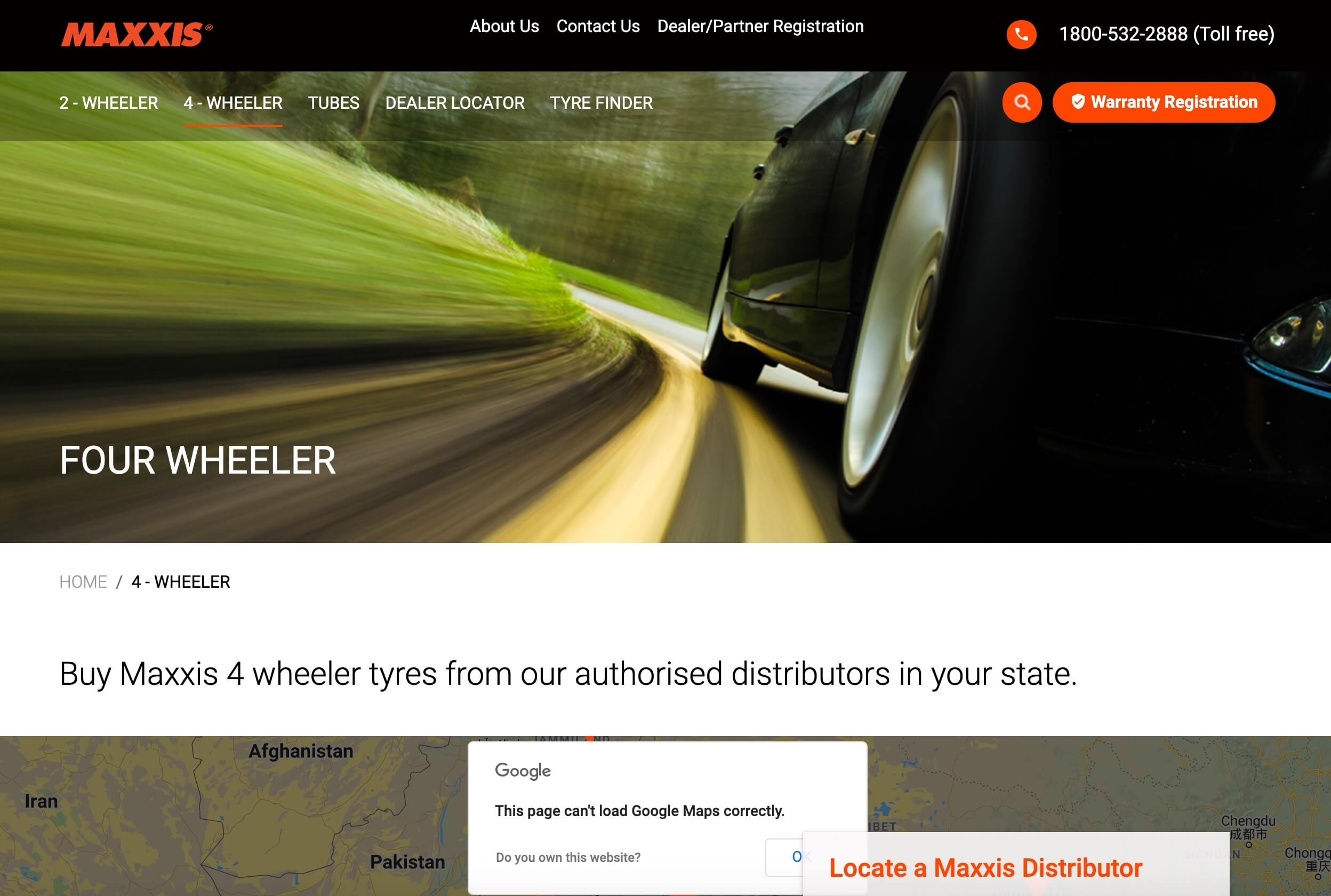 Maxxis Tyres India