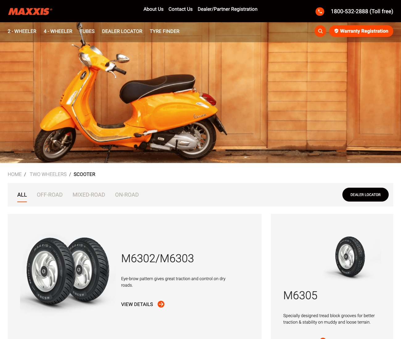 Maxxis Tyres Premium Tyre Manufacturers
