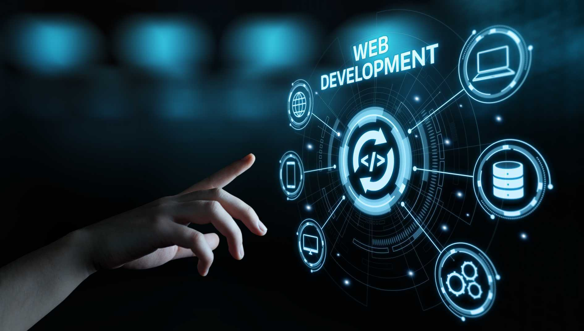 Enterprise Web Development Services and Support